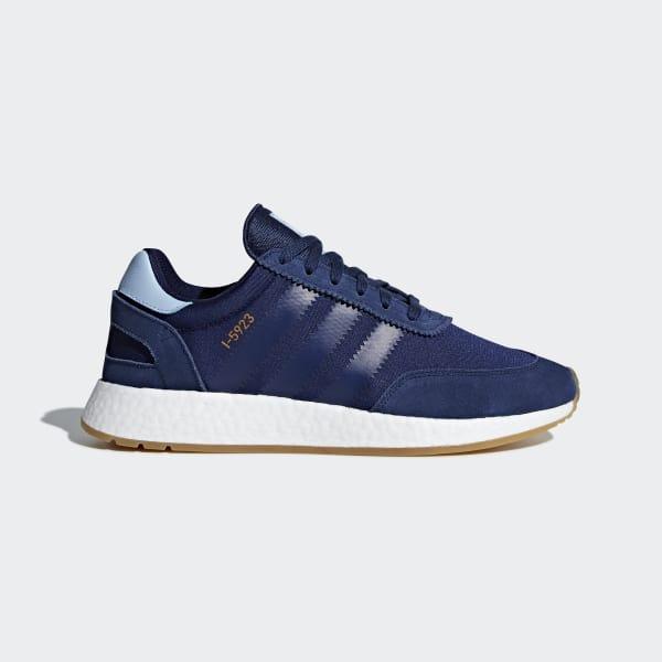 I-5923 Schuh blau B43525