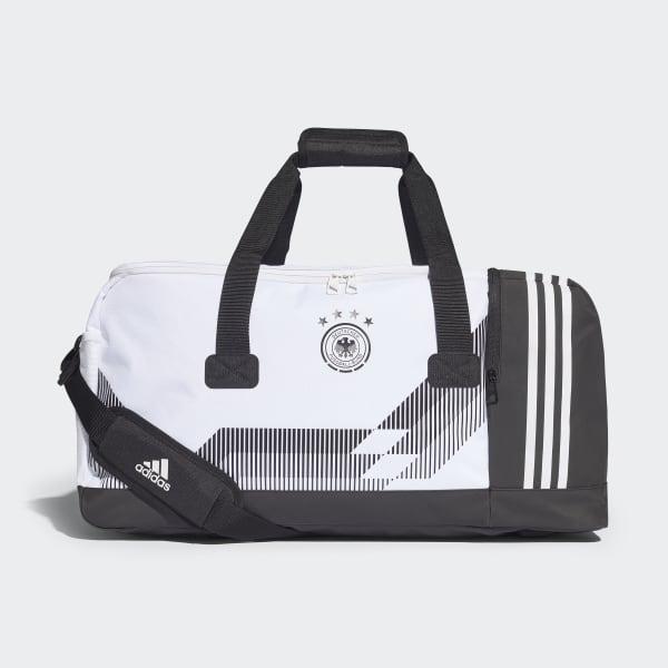 Bolso Deportivo Selección de Alemania Negro CF4940