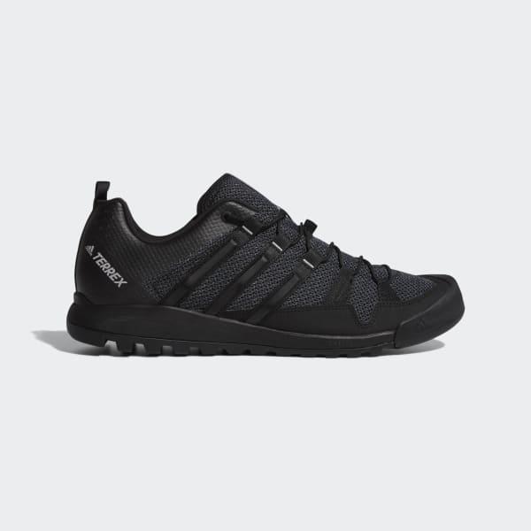 Terrex Solo Shoes Dark Black BB5561