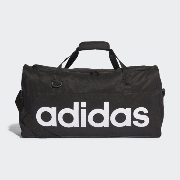 Bolsa de deporte mediana Linear Negro AJ9923