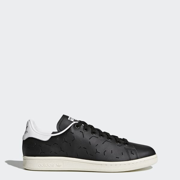 Stan Smith Schuh schwarz BZ0394