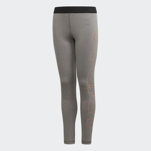 Training Branded Tights Grey CF7198