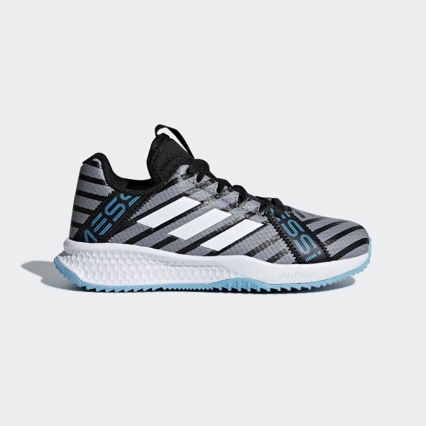 Rapidaturf Messi Shoes Black CP9898