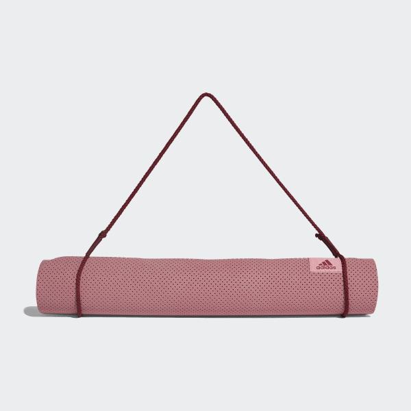 Tapis de yoga rouge CY6255