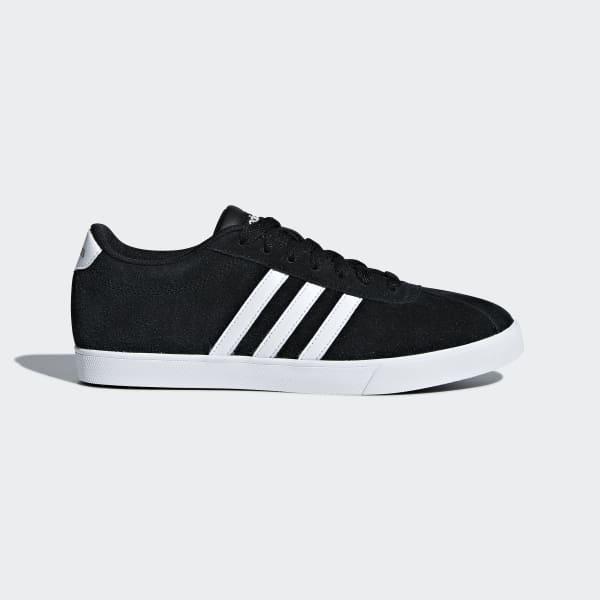 Courtset Schuh schwarz B44619
