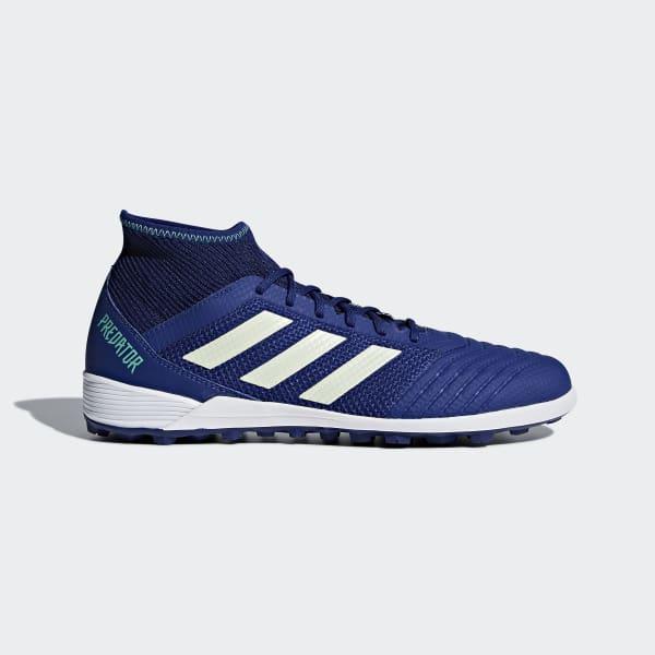 Predator Tango 18.3 Turf Boots Blue CP9280
