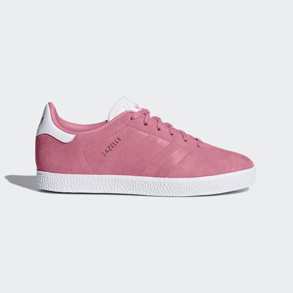Gazelle Shoes Pink CQ2882