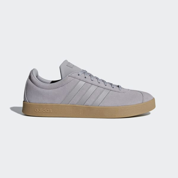 VL Court Shoes Grey B43677