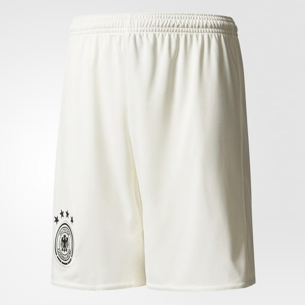 UEFA EURO 2016 Germany Away Shorts White AA0121