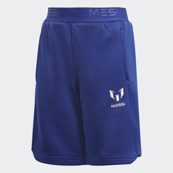 Messi Knit Shorts Blue CF7024