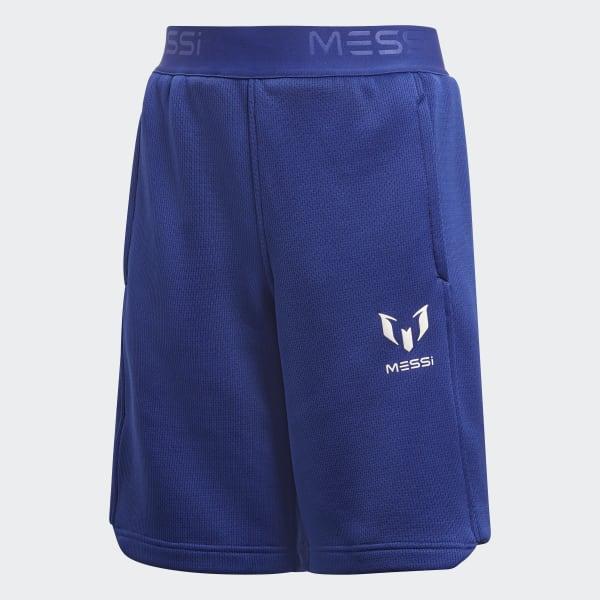 Pantalón corto Messi Knit Azul CF7024