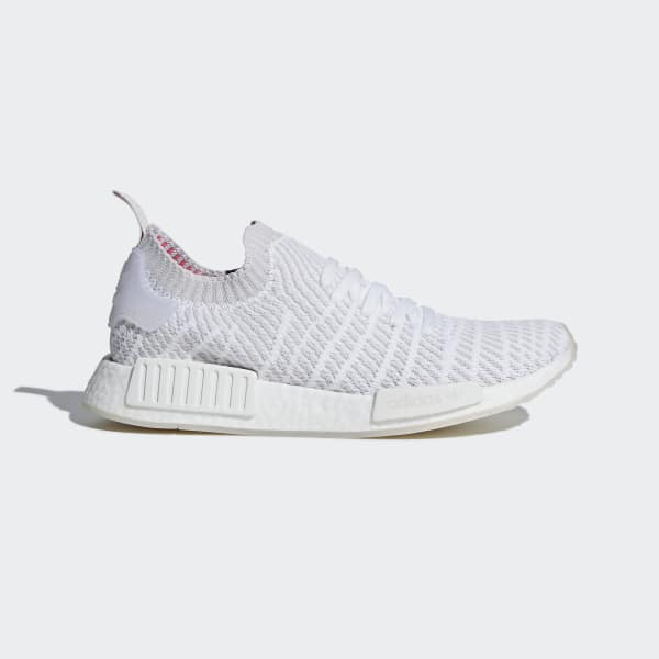 NMD_R1 STLT Primeknit Shoes White CQ2390