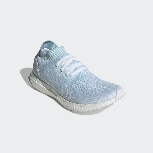 eb11dfc1818 Ultraboost Uncaged Parley Shoes Icey Blue   Cloud White   Icey Blue CP9686