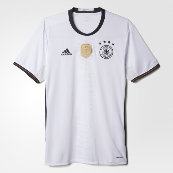 decc977ce8e35 Camisa Alemanha 1 WHITE BLACK AI5014