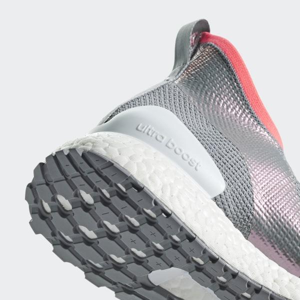 d09edb381 Ultraboost X All Terrain Shoes Mid Grey   Cloud White   Turbo AQ0513