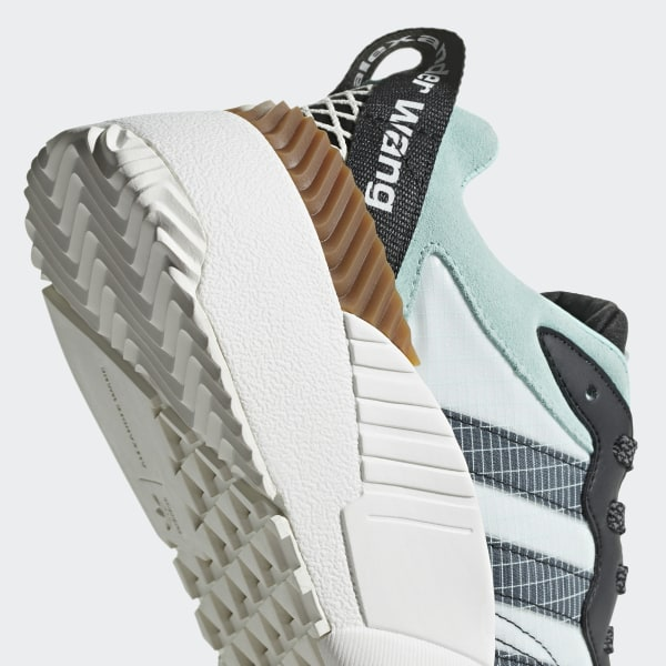 456110dec3a0b adidas Originals by AW Turnout Trainer Shoes Clear Mint   Core Black    Clear Mint DB2613