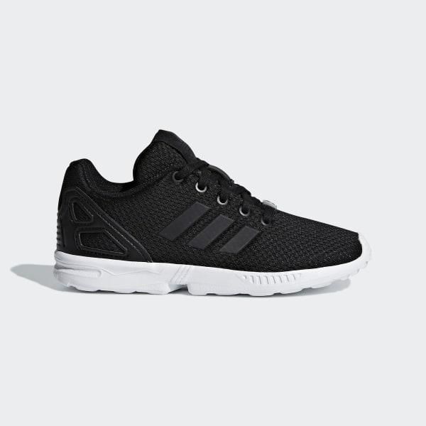 90fd409745e ZX Flux Shoes Core Black   Core Black   Ftwr White BB9105