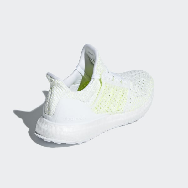 08c4db6490704 Ultraboost Clima Shoes Cloud White   Cloud White   Shock Yellow B43506