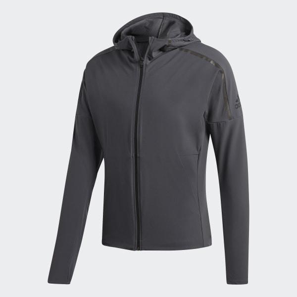 ee7a2f2a1f12 adidas Z.N.E. Run Jacket Carbon CY5483