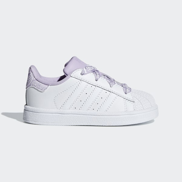 size 40 e652c 95b4b Superstar Schoenen Ftwr White   Ftwr White   Purple Glow CM8601