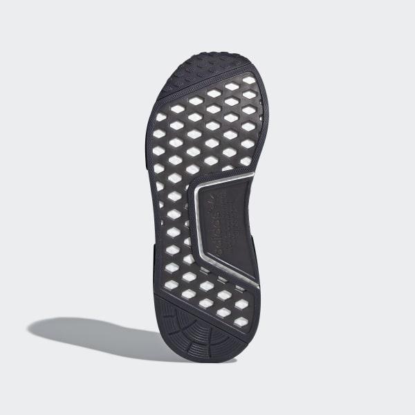 9592e23f1fda1 NMD R1 STLT Primeknit Shoes Core Black   Utility Black   Solar Pink CQ2391