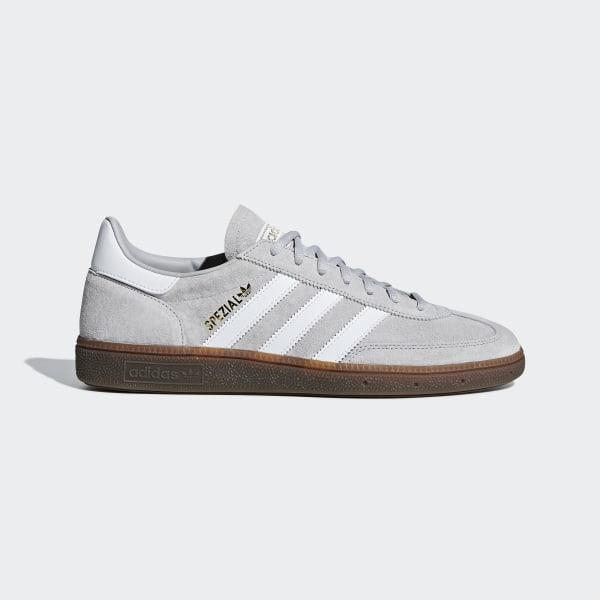 b7d28d8218c Chaussure Handball Spezial Grey Two   Ftwr White   Gum5 BD7616
