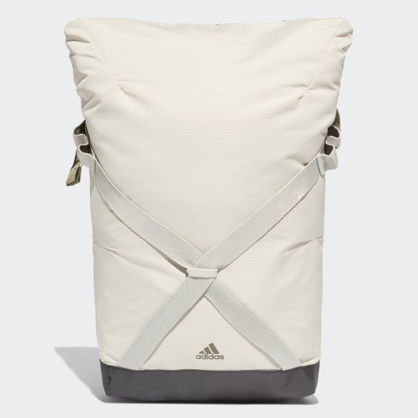 adidas Z.N.E. ID Backpack Raw White   Black   Raw Khaki DT5089 4d1c919f7a6a1