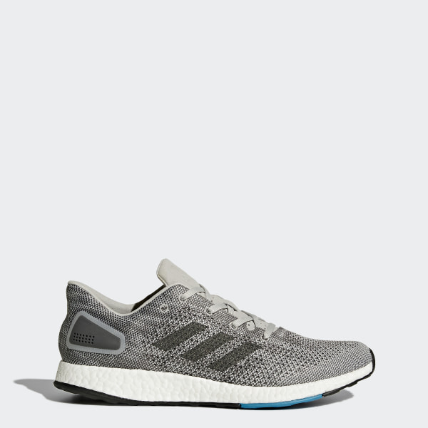 ee409c557 PureBOOST DPR Shoes Grey   Solid Grey   Grey Two S82010