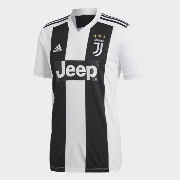 adidas Juventus Home Jersey - Black  e3a870c87