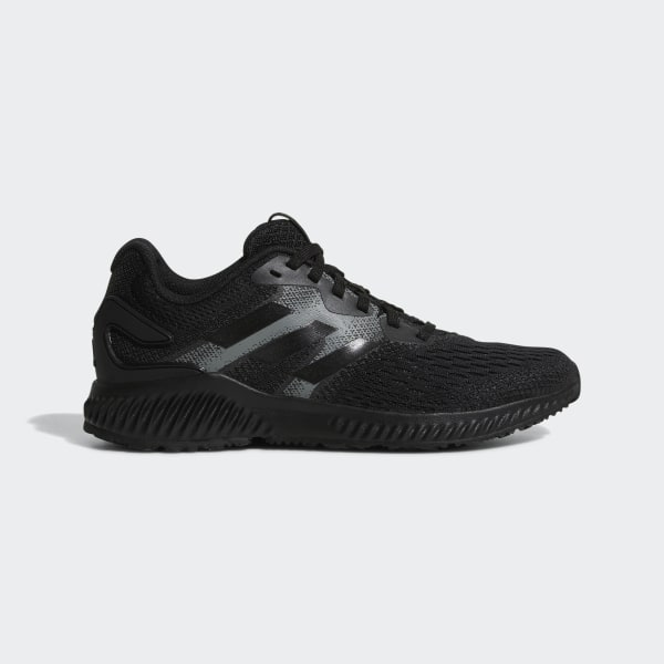 detailed look 14b67 b61cb Aerobounce Shoes Core Black  Core Black  Grey Four CG4582
