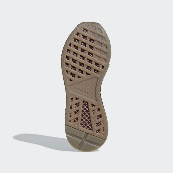 more photos d0550 7f9e7 Deerupt Runner Shoes Collegiate Burgundy  Collegiate Burgundy  Ash Green  B41773