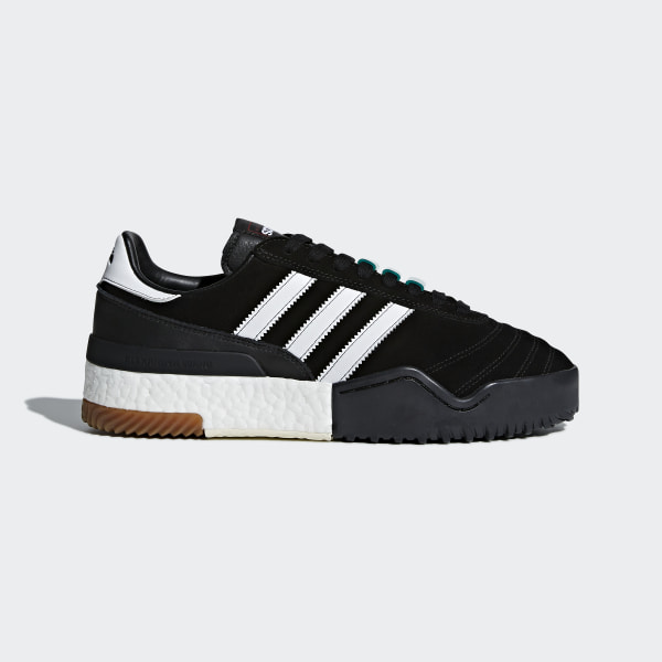 best loved fee8c c949e adidas Originals by Alexander Wang Soccer Shoes Core BlackFtwr WhiteCore  Black AQ1232