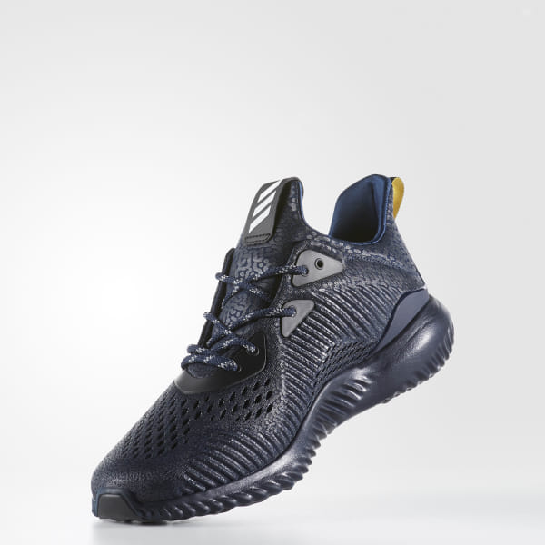 3ff7f120a48c1 Alphabounce AMS Shoes Mystery Blue   Collegiate Navy   Core Black BW1127
