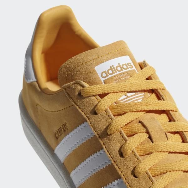 98e4a7ad7b7e9c Campus Shoes Chalk Orange   Cloud White   Crystal White AQ1071