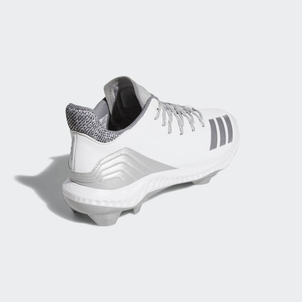 57c5538f6 Icon Bounce TPU Cleats Cloud White   Grey Three   Grey Two AQ0138