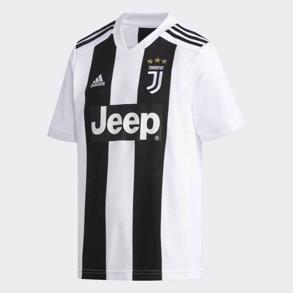 4b883fe09d0d0 Camiseta de Local Juventus Réplica BLACK WHITE CF3496