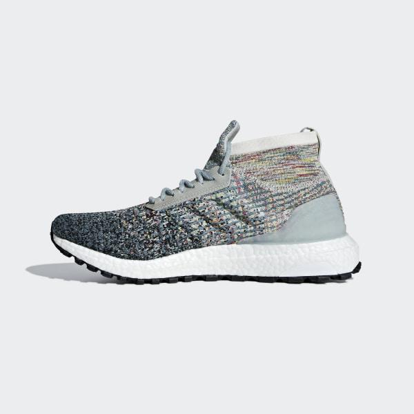 34969409b Ultraboost All Terrain LTD Shoes Ash Silver   Carbon   Core Black CM8254