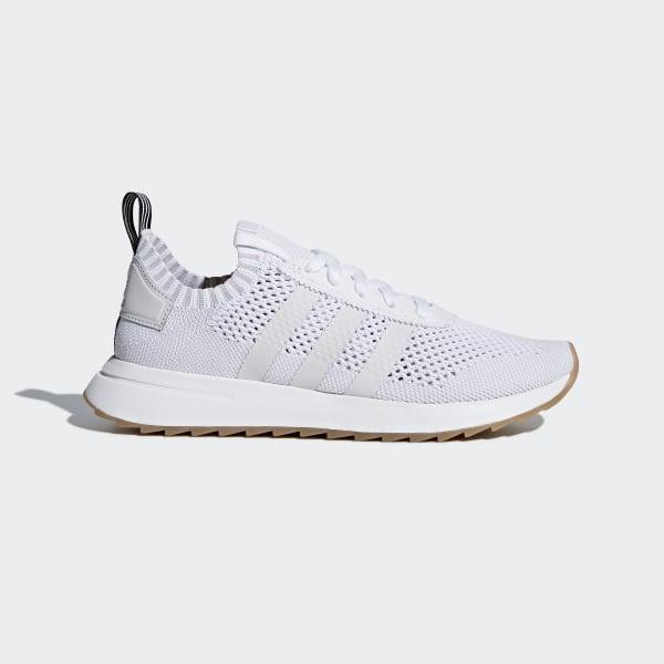 a979fc75eb8fde adidas FLB Runner Primeknit Shoes - White