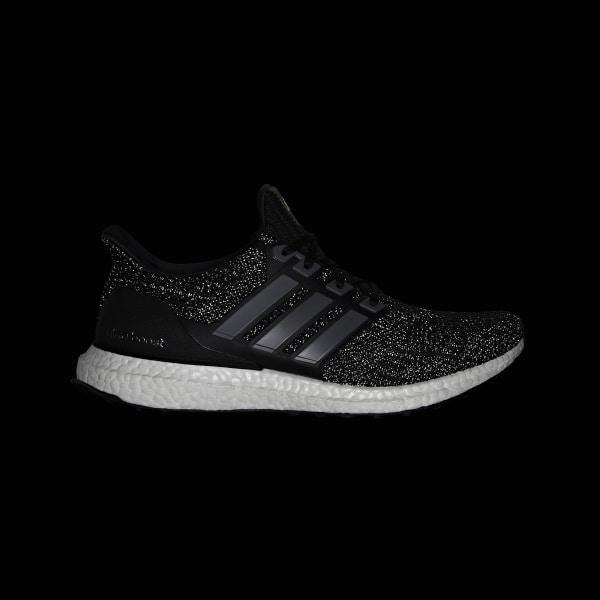 2bc9bb12ba527 Ultraboost LTD Shoes Core Black Iron Metallic Vivid Yellow BB6220