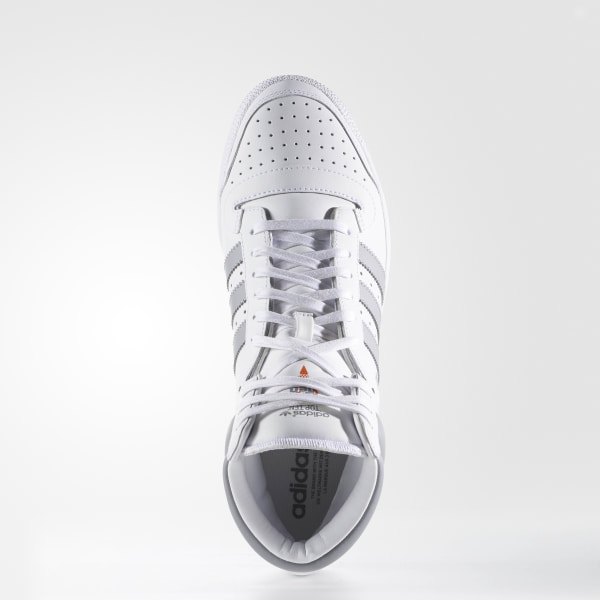 quality design 77908 f6faf Tenis Top Ten Alto Originals FTWR WHITE CLEAR GREY  TACTILE ORANGE BB8793