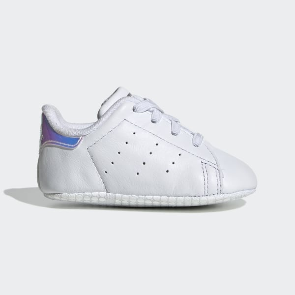 the best attitude fe04d 2cc18 Chaussure Stan Smith Ftwr White  Ftwr White  Silver Met. CG6543