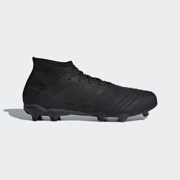 the latest 237d9 ca260 Predator 18.2 Firm Ground Boots Core Black   Core Black   Real Coral CP9292