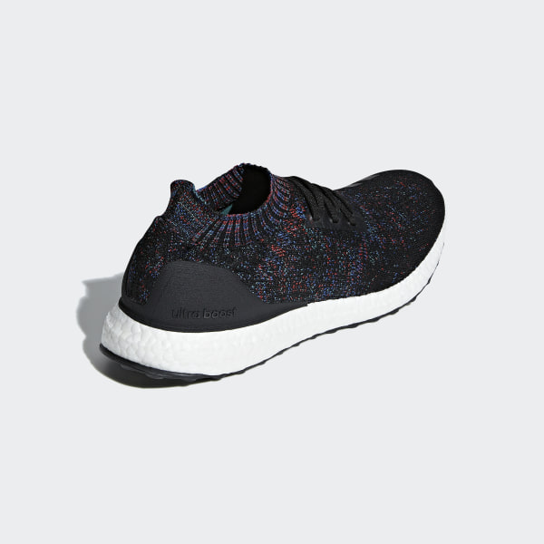 buy popular 57e88 e19a0 Ultraboost Uncaged Shoes Core Black   Active Red   Blue B37692