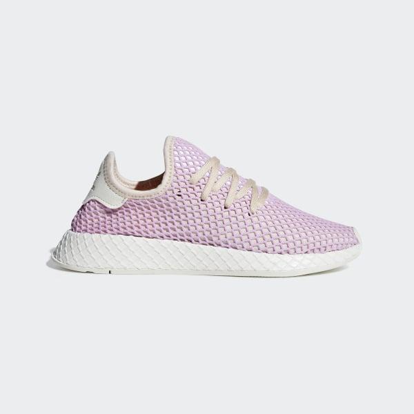 wholesale dealer 8bab1 aa5d0 Deerupt Runner Shoes Purple  Linen  Clear Lilac B37600