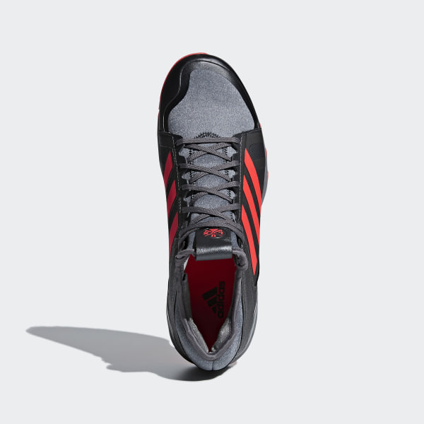 competitive price a51fa c4a50 Hockey Lux Shoes Core Black  Solar Red  Night Met. AC8770