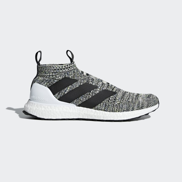 adidas A 16+ Purecontrol Ultraboost Shoes - Grey  237e0e8ede4c3