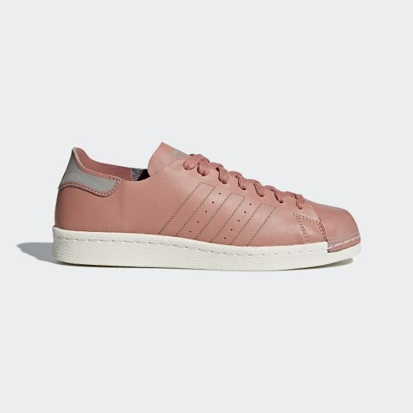 8c70efc6111 Chaussure Superstar 80s Decon Ash Pink   Ash Pink   Off White CQ2587