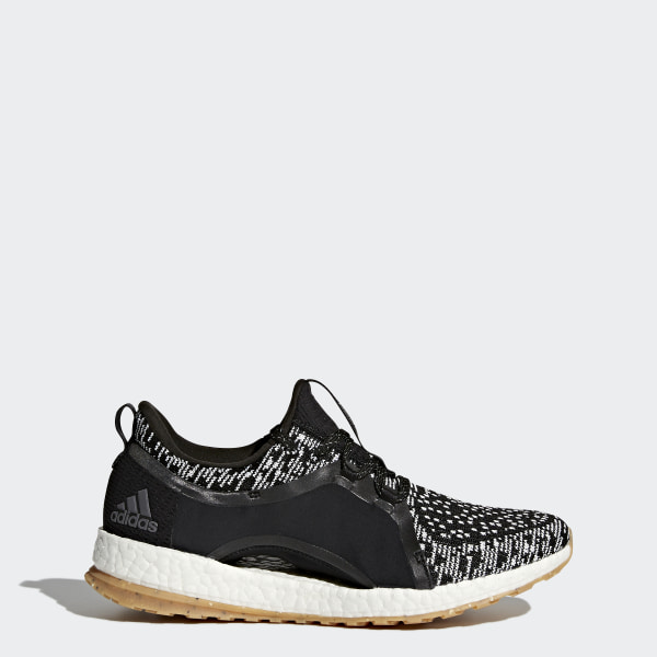 561fc6feaeecd PureBOOST X All Terrain Shoes Core Black   Cloud White   Core Black BY2691