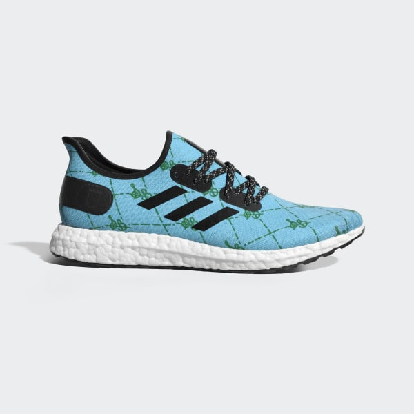 0aae23e64ce72f SPEEDFACTORY AM4 Sadelle s Shoes Light Blue   Core Black   Raw Lime EG7483