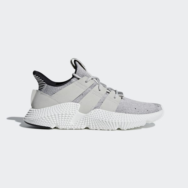 san francisco 39bea 868e9 Prophere Shoes Grey One  Grey One  Core Black B37182